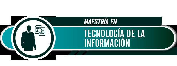 maestria en Tecnología de la Información